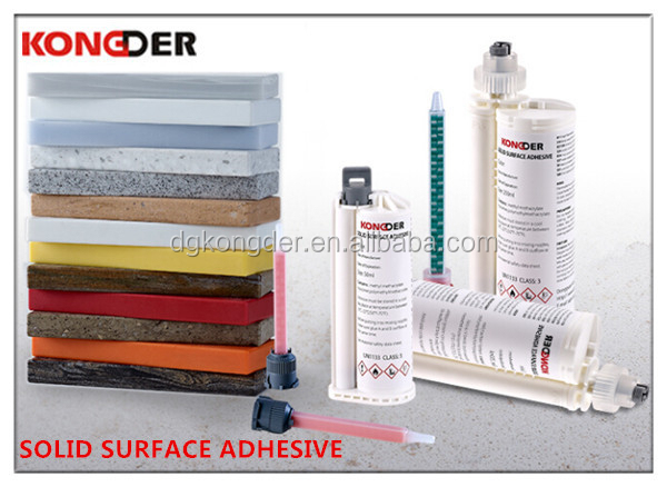Factory Price High Quality Corian Colors Adhesive Manufacturer For Solid Surface