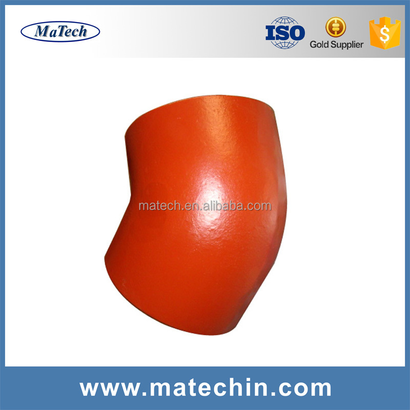 "Professional Customized Precision Ductile Cast Iron Pipe 6"" Inch"