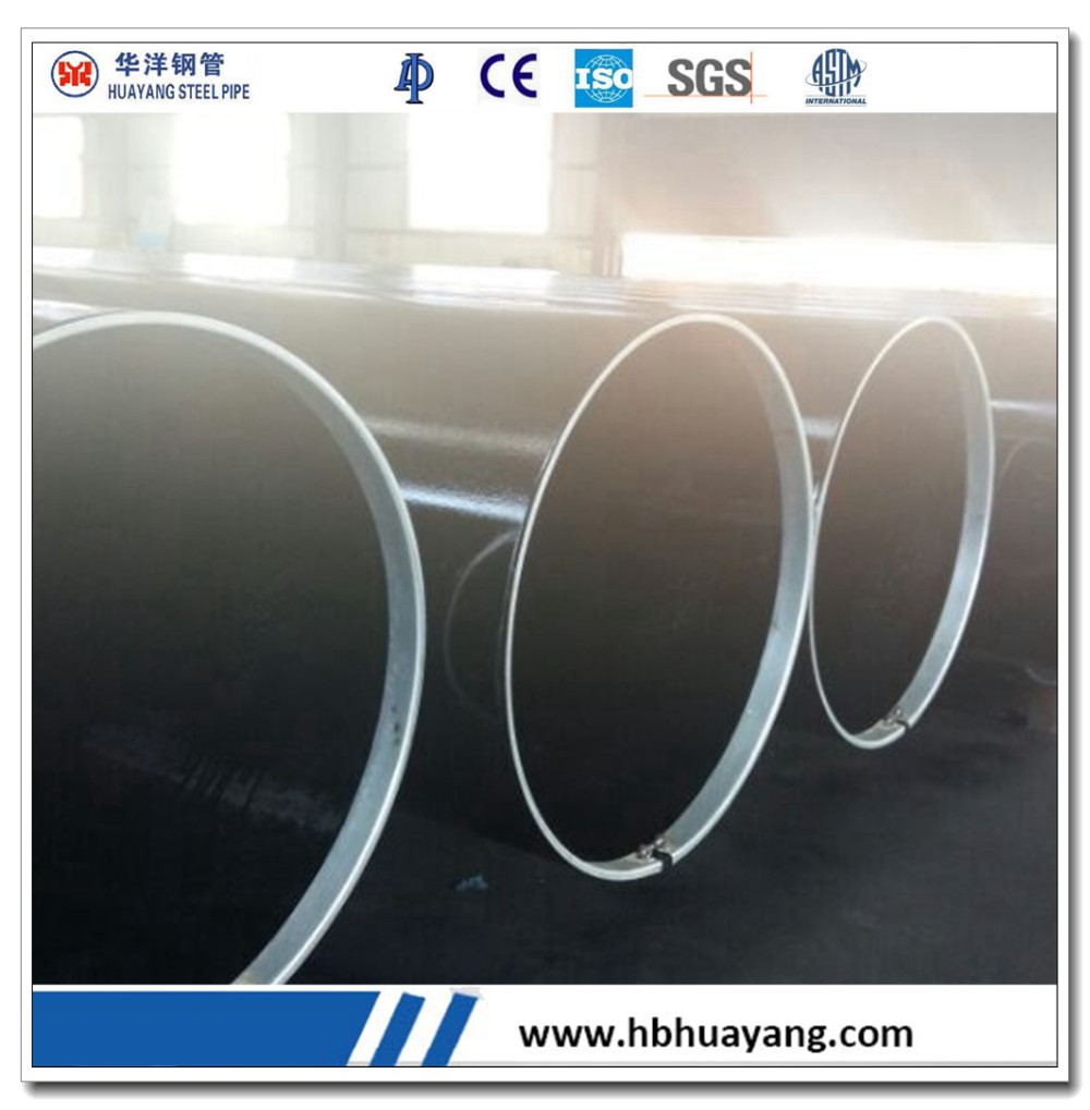 CARBON SEAMLESS STEEL PIPE AND TUBE LARGE DIAMETER HEAVY WALL LOW PRICE LOW