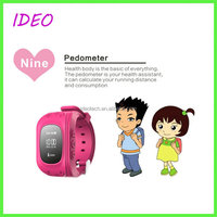 China bluetooth kids watch with GPS SIM card android watch phone, smart bluetooth watch