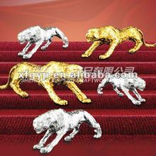 large animal resin art and craft home decoration, Leopard