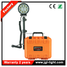 Factory Outlet RLS-24W explosion proof lighting guangzhou 12v searchlight portable construction tools high power led flood light