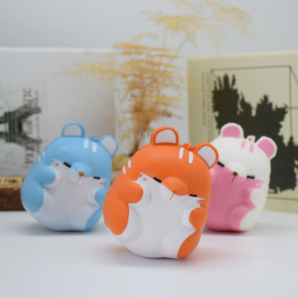Fun Hamster Squishy Slow Rising Kid Toy Squeeze