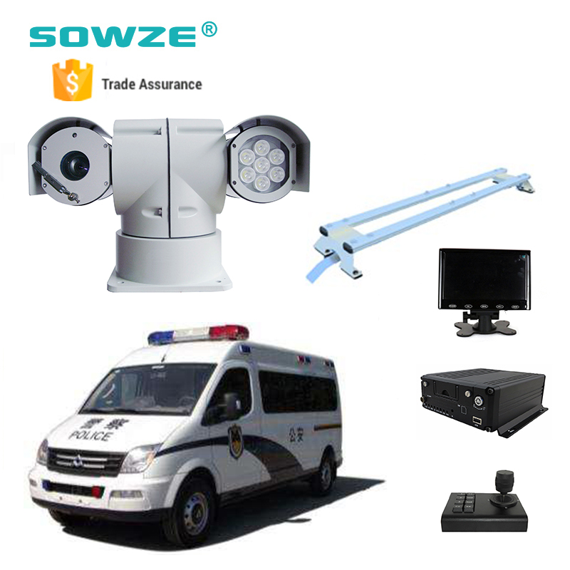 Mobile CCTV Situational Awareness for Public Safety, Event Security and Crowd Management Mobile CCTV Surveillance System