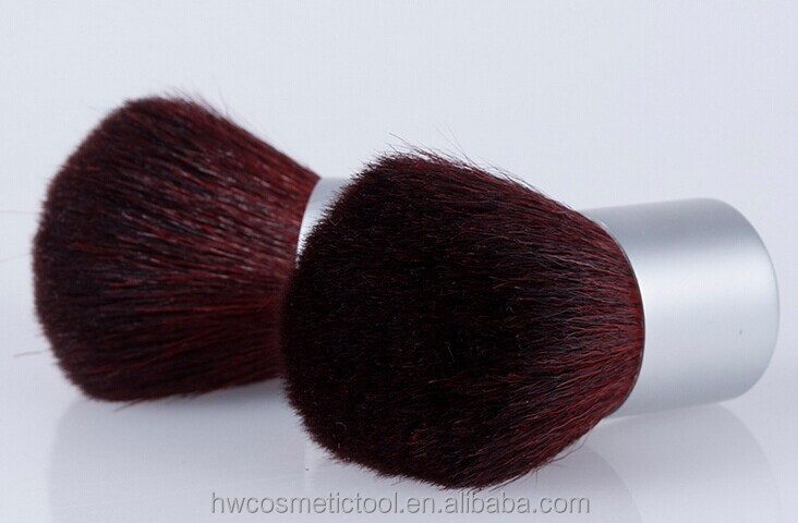 custom Goat hair kabuki brush