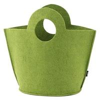 Customized pattern hand made polyester felt bag