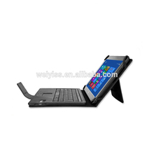 Bluetooth Keyboard Cover Case for microsoft surface pro/pro2 tablet stand, for surface pro case made in china