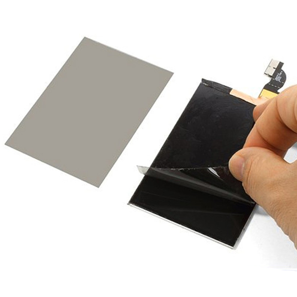 Custom Made Different Size Scratch Resistant LCD polarizer film