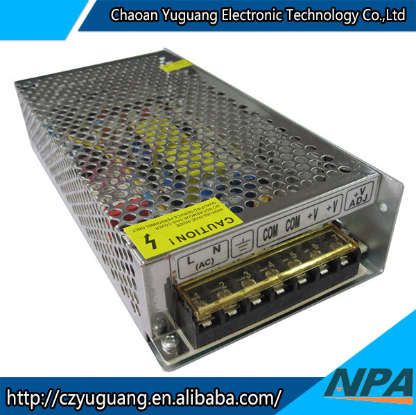 2014 hot selling 12v 1a switch mode power supply