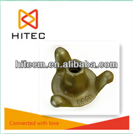 Yellow plated Drop forged Wing-nut