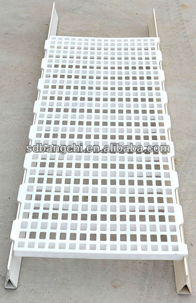 Bangchi High Quality Plastic Slat Floor For Poultry