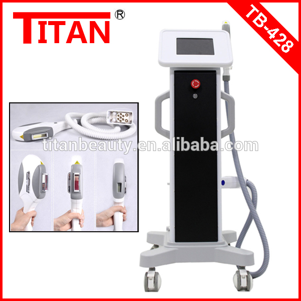 TB-428 Alibaba USA Skin Care Laser Acne Removal Price / Gold Search IPL OPT Machine / OPT Rapid Hair Removal