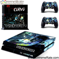 Cool Vinyl Free Sticker Protective Skin Sticker for For Sony Playstation 4 Decal
