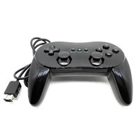 1 Year Warranty Classic Controller Pro for Nintendo Wii Remote