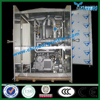 CE Certified ZJA Used Mobil Oil Recycling Machine Used oil Treatment Machine