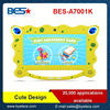 China factory Christmas gift Boxchip A23 colorful childrens tablet