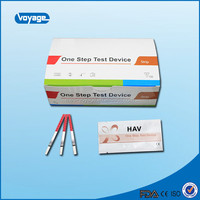 Hospital Equipment Rapid Test HAV Accutrend Test Strip