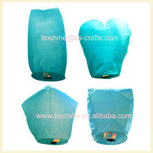 100% biodegradable Sky Lantern For Wedding And Party