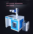 UV fiber laser marking machine for high precision diamond ,sapphire