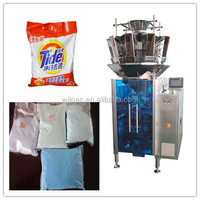 automatic powder vertical plastic bag forming filling sealing packing machine