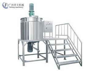 Cosmetic mixer machine,chemicals making liquid soap,stainless steel mixing tank price