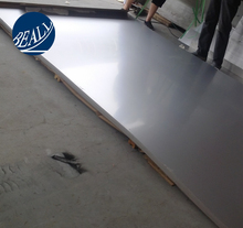 Grade 1.4034 cold rolled stainless steel sheets, annealed, bright finish