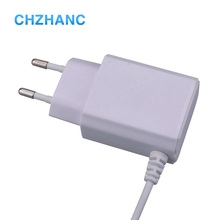 Small 12V power adapter with AUS EU UK US Plug