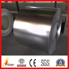 Chromated oiled Anti-finger specific heat galvanized steel