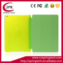 Green pad PU protective housing for ipad mini 1/2/3