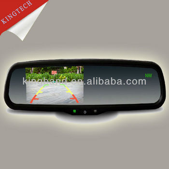 mirror for chevrolet captiva of auto dimming or other functions