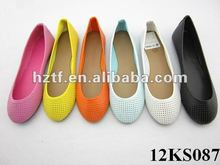 Round Toe Colourful Cheap Ballerina Flats, dance shoes, Pumps