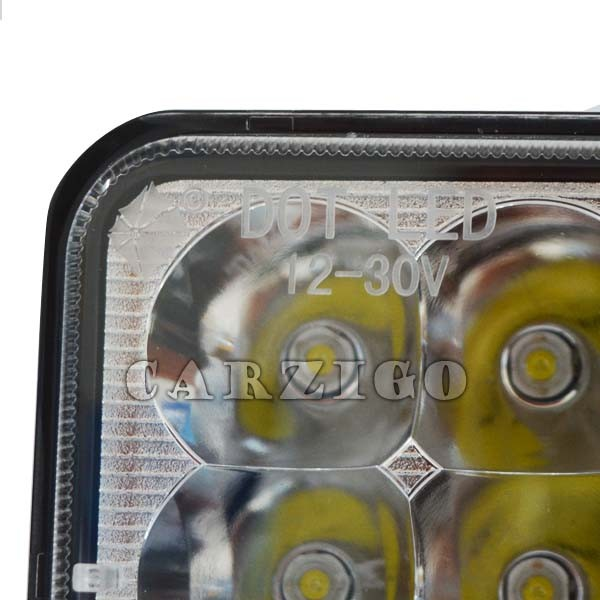 Czg 4645 Hot Sale In Canada 6 4 Inch 45w Led Head Light