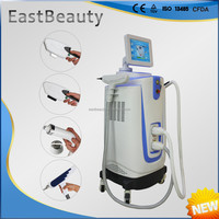 ipl+rf+elight+nd yag multiple function face skin care 4s machine