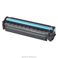 CF400A CF401A CF402A CF403A 201A toner cartridge compatible for the printer HP Color Laserjet M252 M252dw M277n M252N M277dw