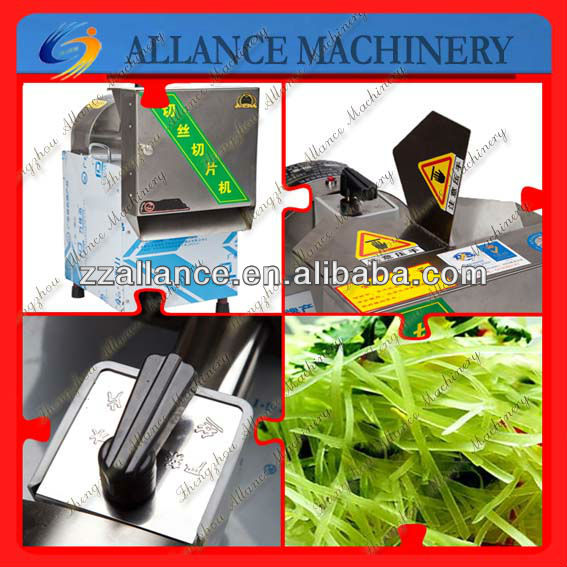 211 Best quality automatic cabbage shredder machine