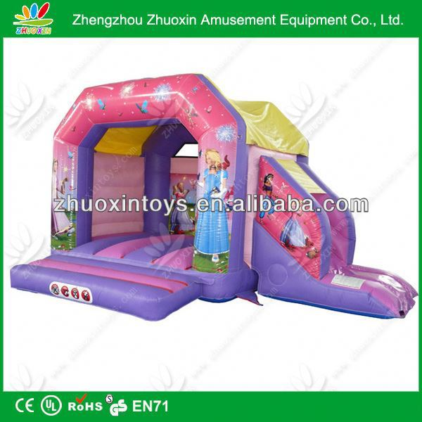 durable and Cheap inflatable sport bouncer combo, inflatable bouncer