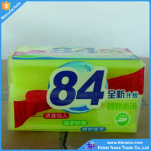 New product Laundry tablets / washing paper soap / piece Laundry detergent