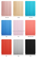 2016 cover case for ipad pro9.7 air 1.2 with tpu sides cover