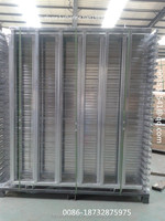 galvanized sheep corral panels