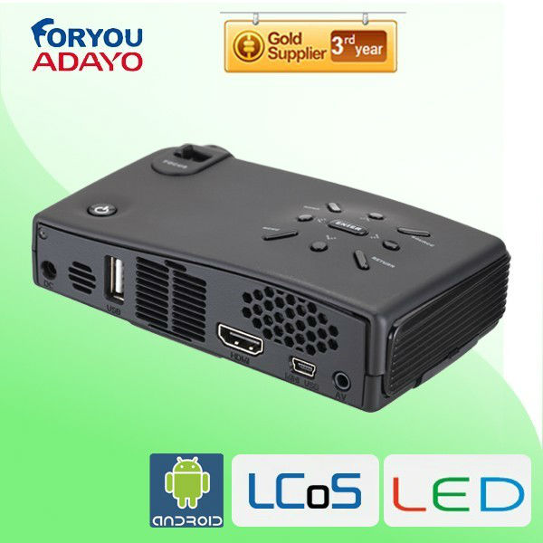Portable Mini LED Digital Projector Media Player outdoor movies