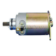 Low noise and high reliability starter motor 12v dc motor for motorcycle