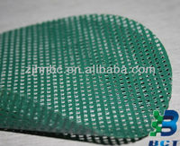 9x13 warp knitted PVC coated mesh for fence protection