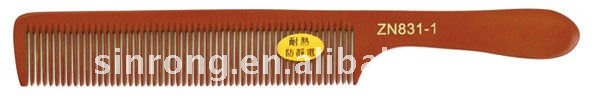 hand made professional hairdressing bakelite combs