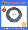 TAIZHOU HUASHUAI AUTO PARTS high quality non asbestos material clutches clutch facing GKP