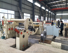 High quality automatic/fully Automatic Steel Coil Slitting Line Machine