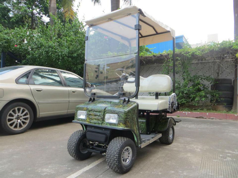 Folding cheap Curtis controller 24V1000W 4 seater buggy for sale from TOP OEM factory