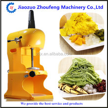 Automatic electric shaved ice cream machine snow ice shaver
