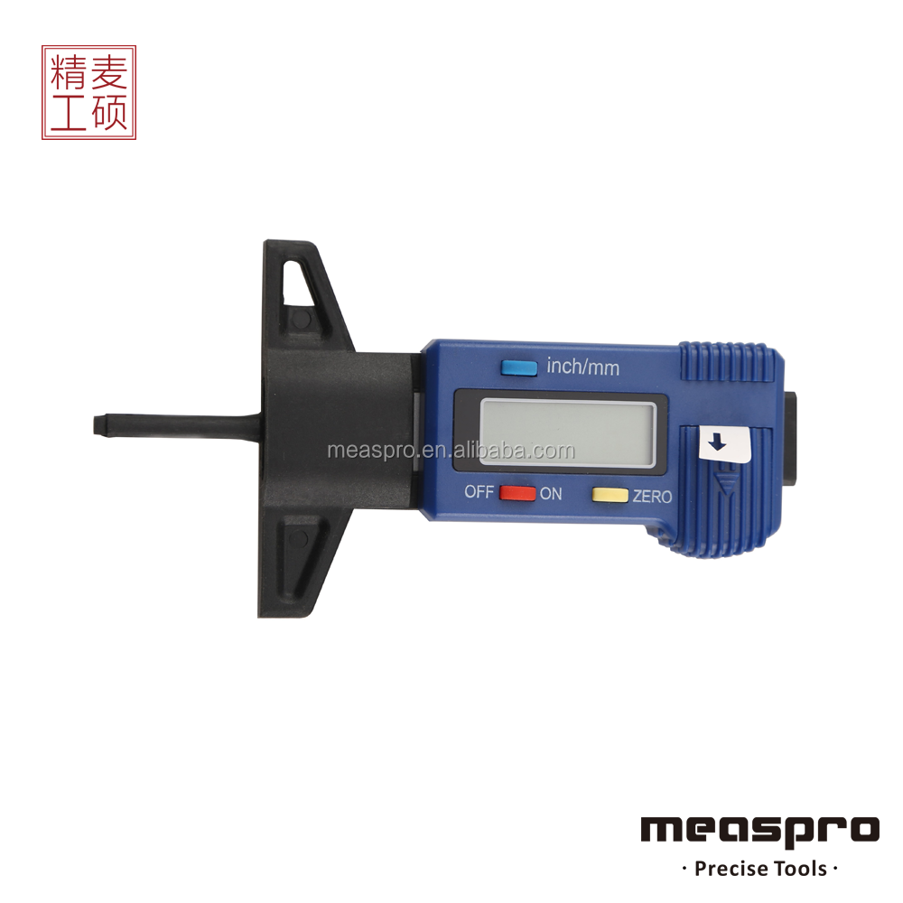 Carbon Fiber Composite Digital Depth Gauge