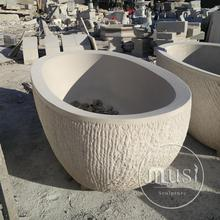 classical marble tall bathtubs