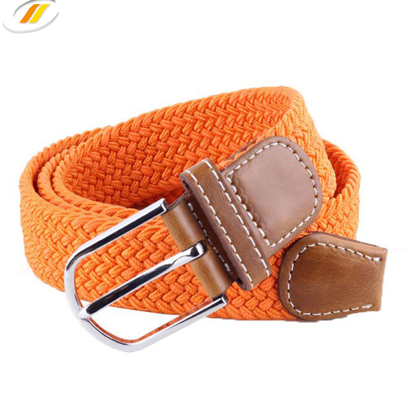 Top Quality cheap import products elastic stretch belts mens